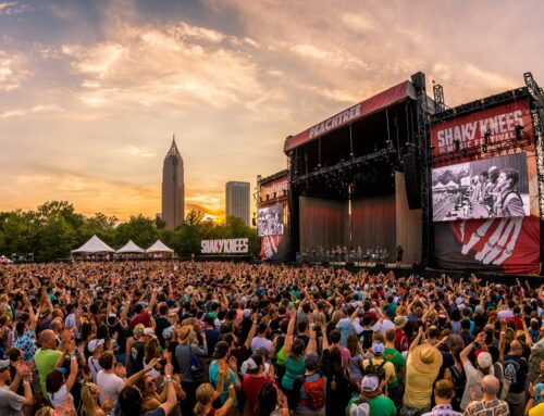 FORME Girl's Guide to Shaky Knees Festival!